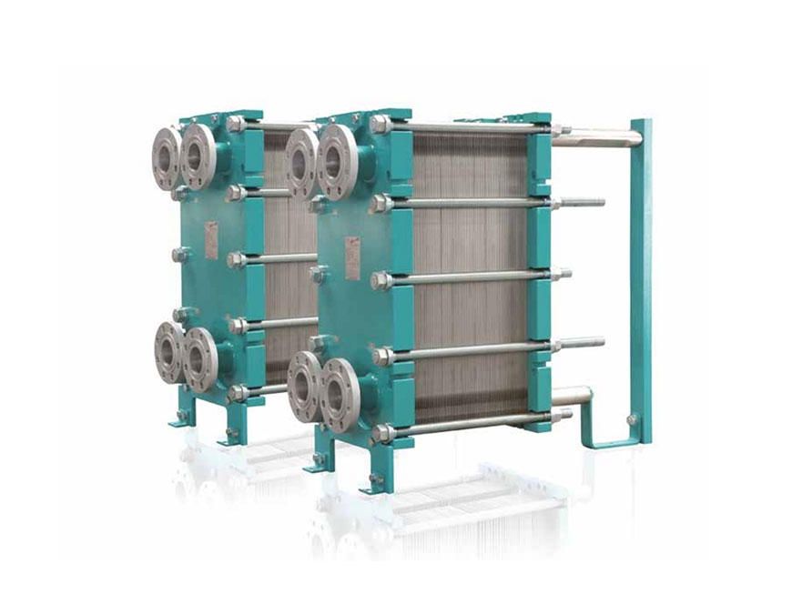 The plate heat exchanger Thermowave